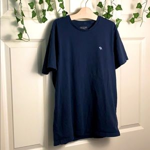 Navy Blue Abercrombie T-Shirt (great condition)